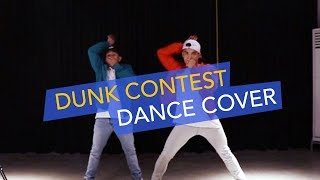 Dunk Contest Dance Cover (Jeremiah Carcellar Choreography)