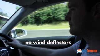 Wind Deflector Comparison MicksGarage.com