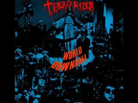 Terrorizer  fear of napalm