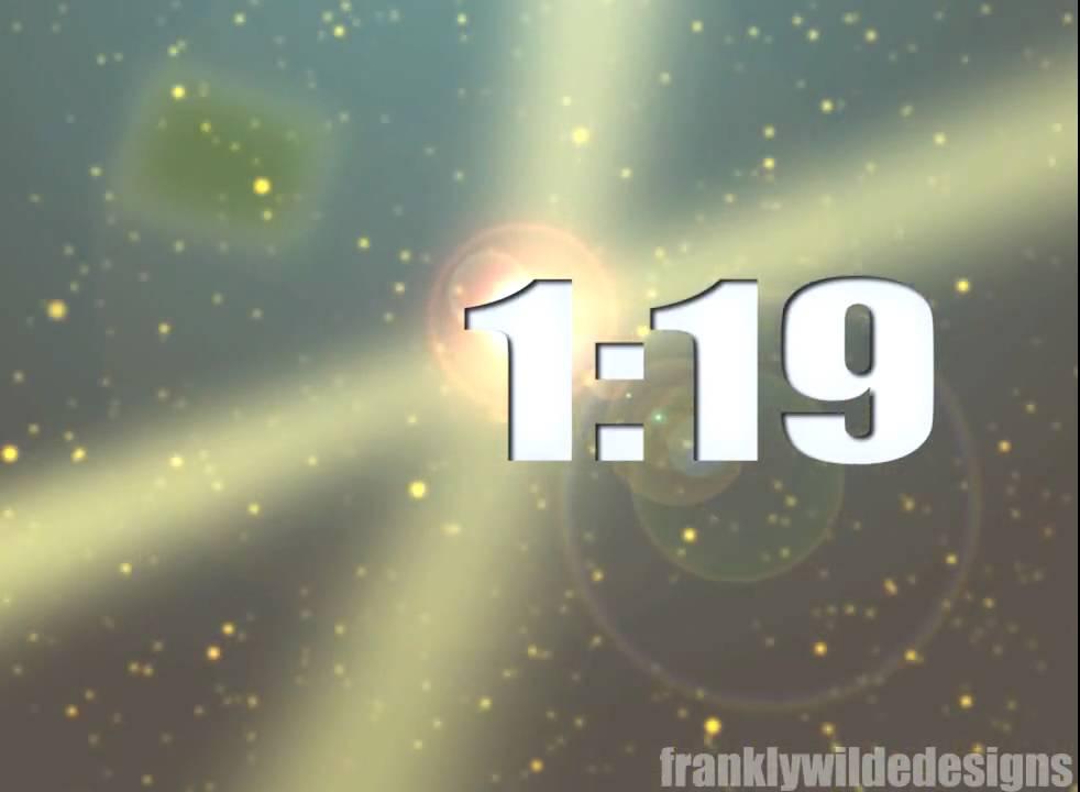 3 Minute Countdown - YouTube