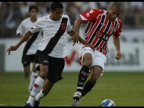 Vasco 0 x 2 São Paulo - Campeonato Brasileiro 2007 08 09 2007 - YouTube 17a69efc7f40e