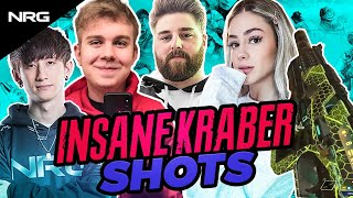 NRG Apex Insane Kraber Shots And Season 8 Clips | LuLuLuvely, Rogue, Aceu & More!
