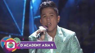 Penuh Penghayatan..JIRAYUT (THAILAND) bawakan lagu JANGAN PURA PURA – DA ASIA