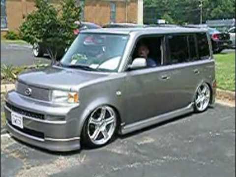 One Cool Scion Xb Hrme Car Show Hampton Va