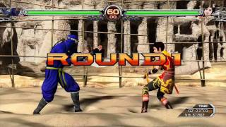 Zerando Virtua Fighter 5 Final Showdown com Kage Maru