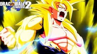 GOLDEN SUPER SAIYAN 4?! The Legendary Warrior Of Saiyan Legend | Dragon Ball Xenoverse 2 Mods