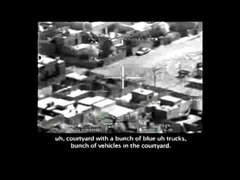 Baghdad Airstrike/Collateral Murder, WikiLeaks