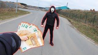 GAME MASTER will 1000€ von mir !!!