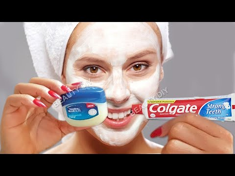 I APPLIED TOOTHPASTE