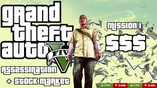 GTA V Assassination + Stock Market M1[The Hotel Assassination]