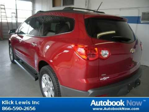 Chevrolet Traverse In Palmyra PA For Sale YouTube - Klick lewis car show