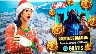 Fortnite: Ich kaufte den ENTIRE BATTLE PASS VON SEASON 7