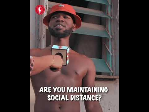 MAINTAIN SOCIAL DISTANCE #brodashaggi #oyahitme #comedy #laughs #nigeriacomedy