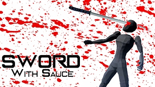 WEAPONS, GADGETS, AND MURDER! - Sword With Sauce Gameplay - Sword With Sauce Alpha