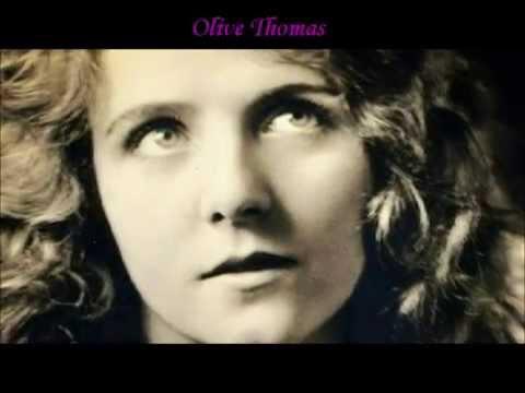 Silent movie actresses My ten favorites