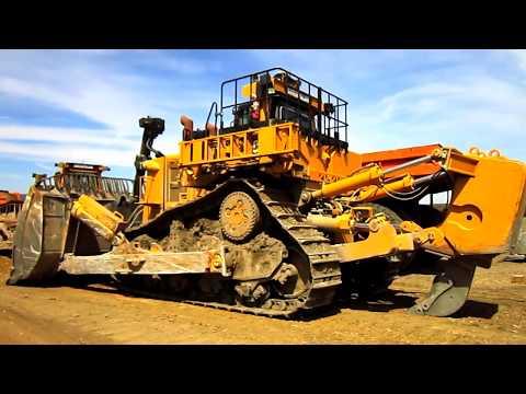 Caterpillar D11T Documentary