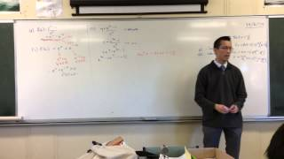 Determining & Interpreting the Inverse of a Special Exponential Function