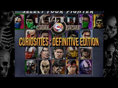 Curiosities of Ultimate Mortal Kombat 3 Arcade : Definitive Edition thumbnail