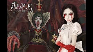 В стране КОШМАРОВ И УЖАСОВ/ Прохождение игры Alice: Madness Returns #20