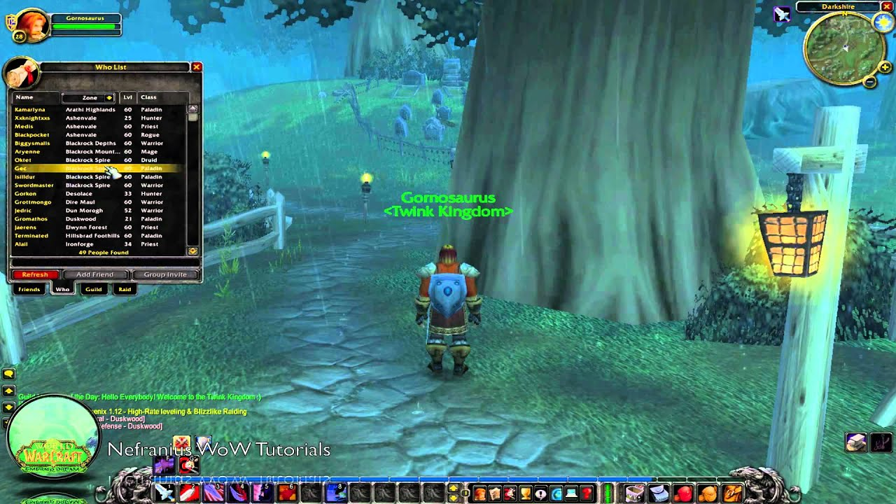 how to get wow on mac