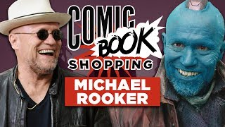 Michael Rooker Almost Didn't Star in Guardians of the Galaxy | Comic Book Shopping