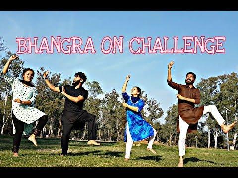 Bhangra Performance 2018 | Challenge | Ninja | Sidhu Moose Wala | Big Byrd | New Punjabi Song 2018