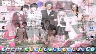 WINDOWS 7 THEMES [KDRAMA - BOYS OVER FLOWERS] + CURSOR