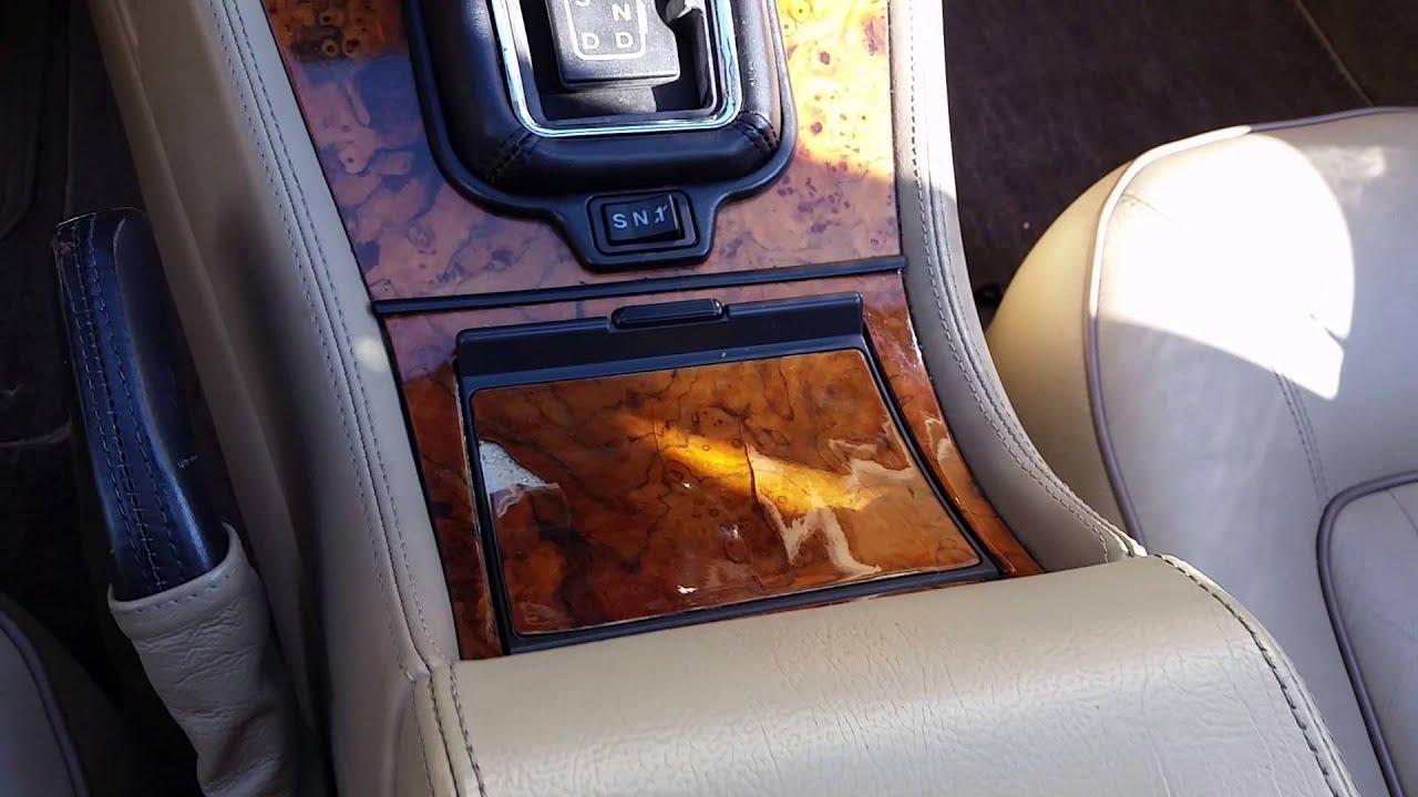 1994 Jaguar XJ6 Interior