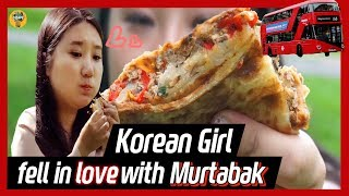 Korean girl fell in LOVE with Murtabak..! ㅣ Ep.4 Jade's Malaysia foodtrip in London
