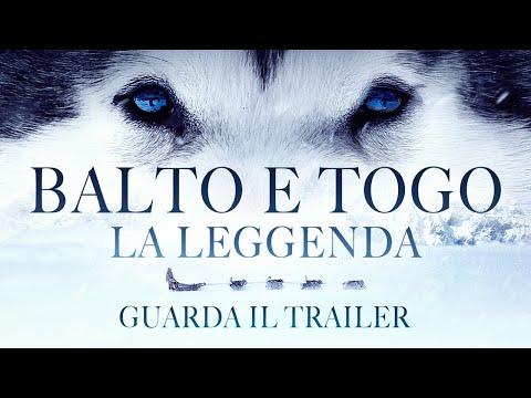BALTO E TOGO - LA LEGGENDA Dal 3 settembre al cinema
