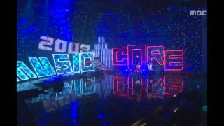 Tae-yang - Only Look At Me, 태양 - 나만 바라봐, Music Core 20081227