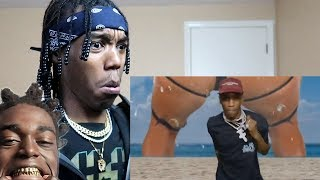 Kodak Black - ZEZE feat. Travis Scott & Offset [Official Music Video] Reaction