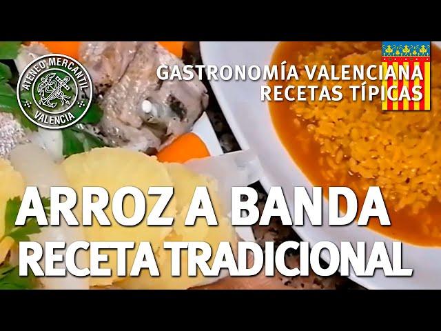 Arroz a Banda | Receta Tradicional Valenciana - Paso a paso