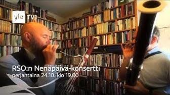 RSO:n Nenäpäivä-konsertti - traileri