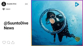 #Suunto Dive News: The lightweight Suunto EON Core is accessible to all divers, new divers can dive
