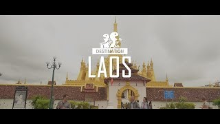 Laos Cinematic Travel Video | Vientiane
