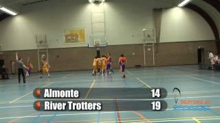 River Trotters U18 Almonte (2) (maart 2010)