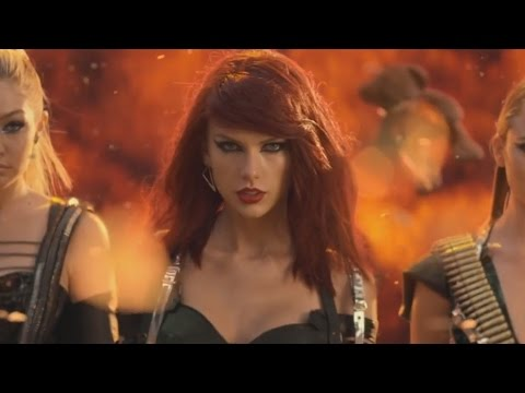 Taylor Swift 'Bad Blood' Music Video Highlights