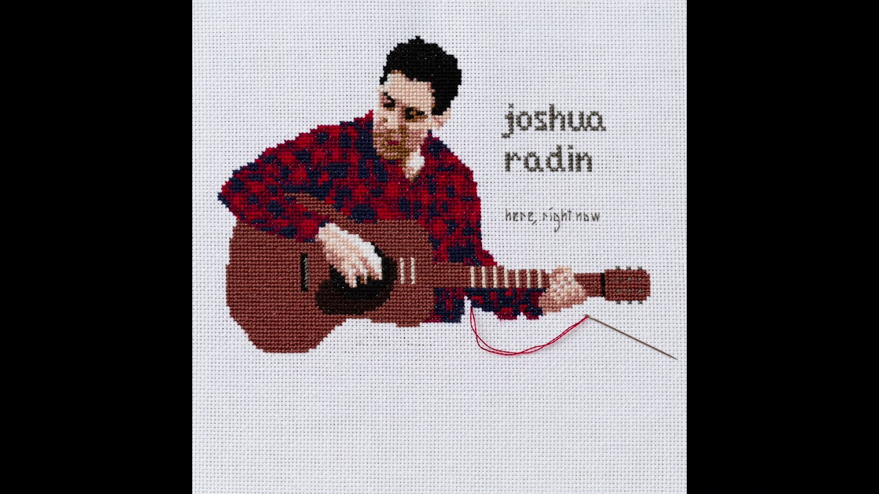 Joshua Radin - Here, Right Now (Official Audio)