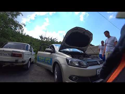 Сломалась авто взятое на прокат в Крыму 2017 Крым машина на прокат