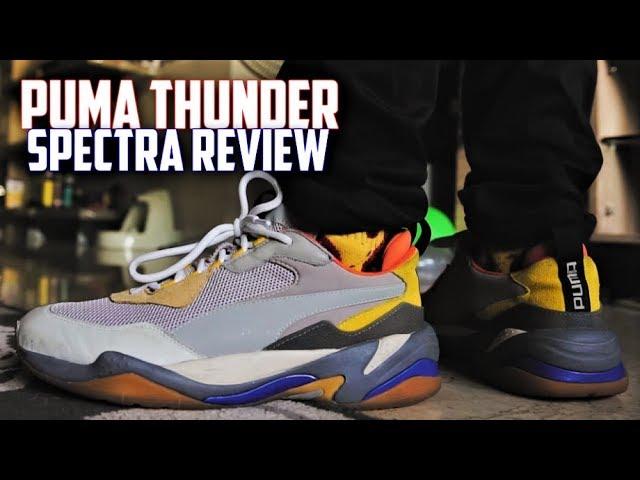 Puma Thunder Spectra (GREY