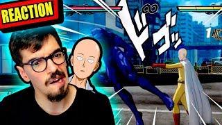 Saitama is... Interesting? One Punch Man Reaction