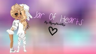 Repeat youtube video Jar Of Hearts ♡ Msp Version ♡
