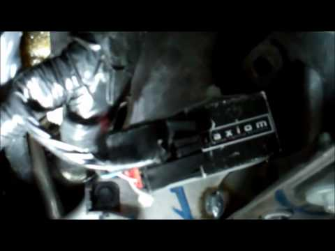 Mustang Modified Flasher Install YouTube