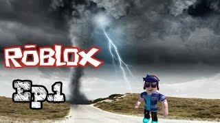 Desastres naturais no mundo de Roblox?! | Roblox #2