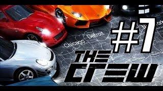 The crew - Прохождение на русском - ч.7 - Дорога в Нью-Йорк [Разговор по душам с Джейсоном]