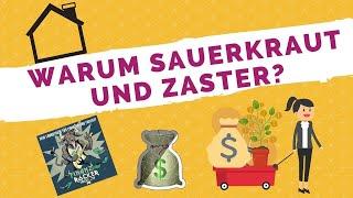 Finanzrocker Podcast 35: Interview mit Alexandra von Sauerkraut und Zaster