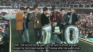 [ENG] 190316 Nature Republic 'Green Nature 2019 EXO Fan Festival'