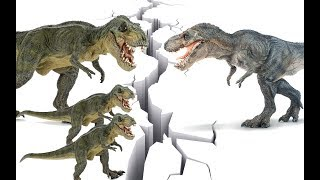 Динозавры. ТИРАННОЗАВР В ПОИСКАХ ДЕТЕЙ. Родной папа. Мультики про ДИНОЗАВРОВ на русском языке