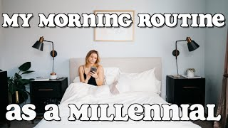 My Morning Routine As A Millennial